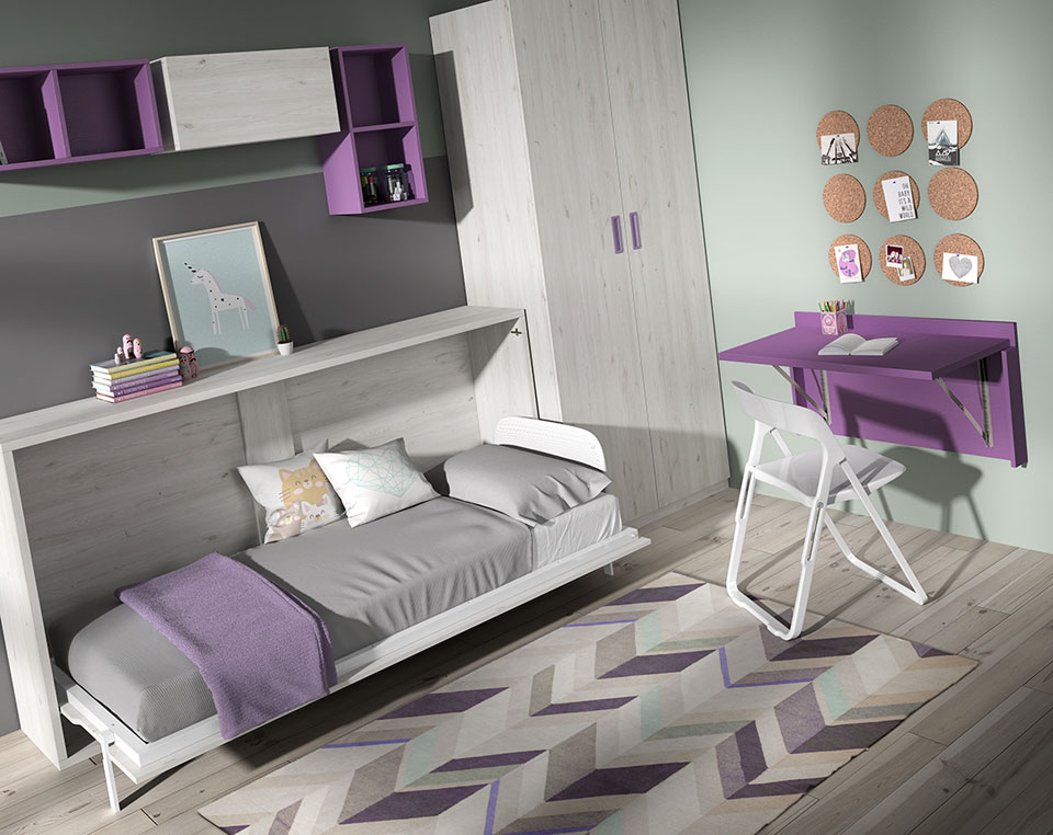 Cama Abatible horizontal 1017-70