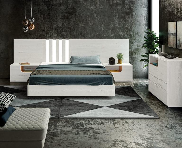 Dormitorios Matrimonio Modernos 1108-10