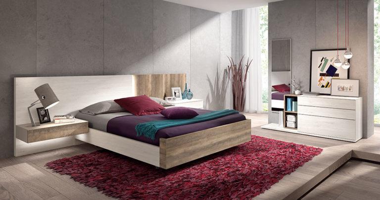 Dormitorios Matrimonio Modernos 1108-17