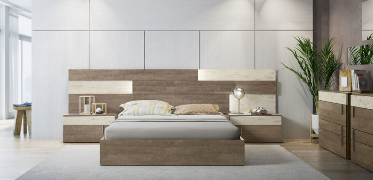 Dormitorios Matrimonio Modernos 1108-30