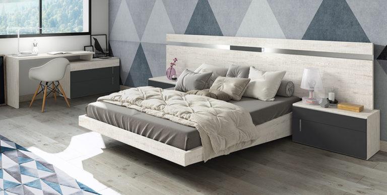 Dormitorios Matrimonio Modernos 1108-33