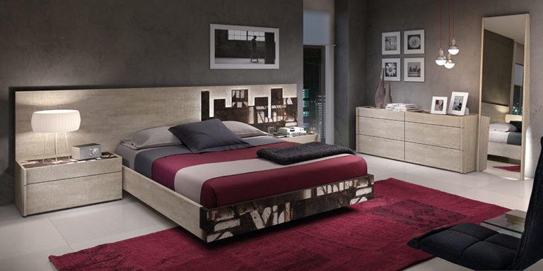 Dormitorios Matrimonio Modernos 1108-9