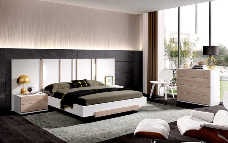 Dormitorios Matrimonio Modernos 769-10