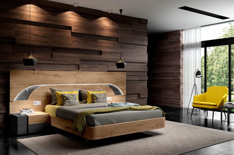 Dormitorios Matrimonio Modernos 769-11