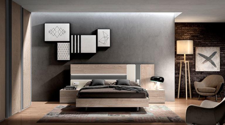 Dormitorios Matrimonio Modernos 769-15