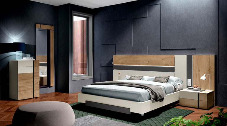Dormitorios Matrimonio Modernos 769-16