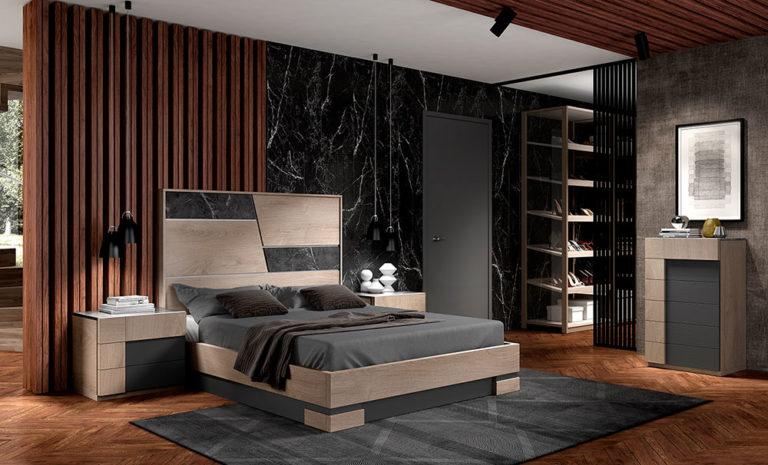 Dormitorios Matrimonio Modernos 769-17