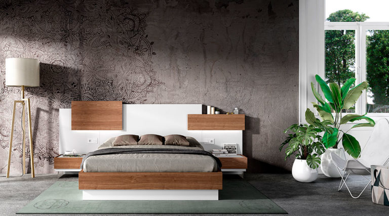 Dormitorios Matrimonio Modernos 769-20