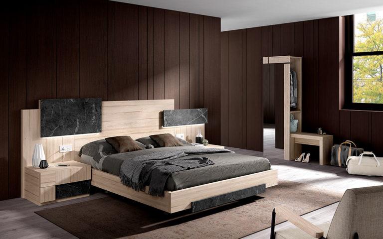 Dormitorios Matrimonio Modernos 769-21