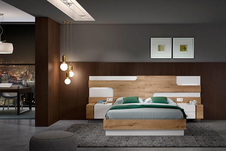 Dormitorios Matrimonio Modernos 769-23