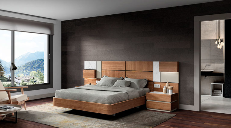 Dormitorios Matrimonio Modernos 769-25