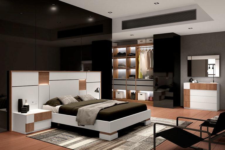 Dormitorios Matrimonio Modernos 769-26
