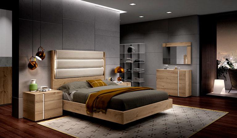 Dormitorios Matrimonio Modernos 769-28