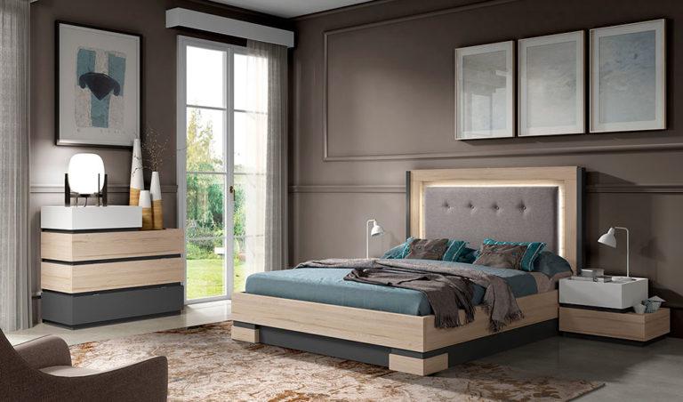 Dormitorios Matrimonio Modernos 769-29