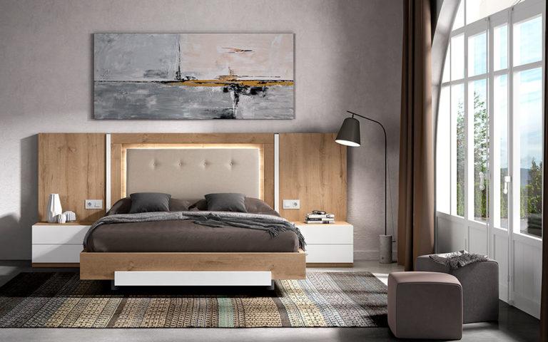 Dormitorios Matrimonio Modernos 769-30