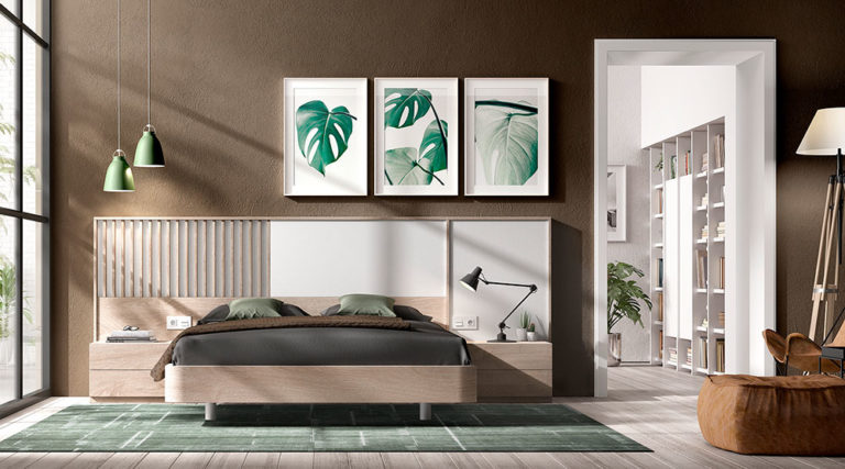 Dormitorios Matrimonio Modernos 769-32
