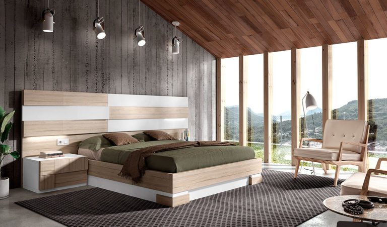 Dormitorios Matrimonio Modernos 769-33