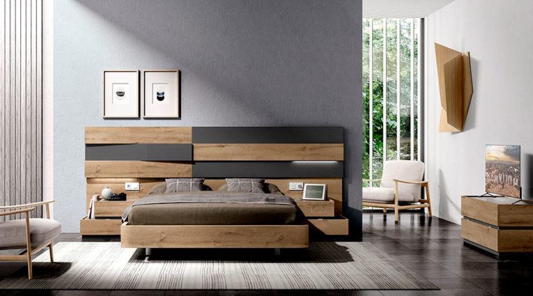 Dormitorios Matrimonio Modernos 769-34