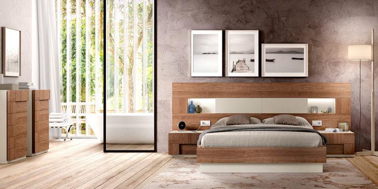 Dormitorios Matrimonio Modernos 769-36
