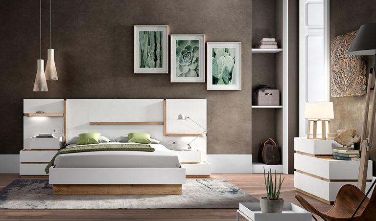 Dormitorios Matrimonio Modernos 769-5