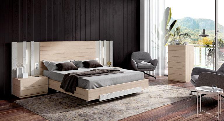 Dormitorios Matrimonio Modernos 769-6