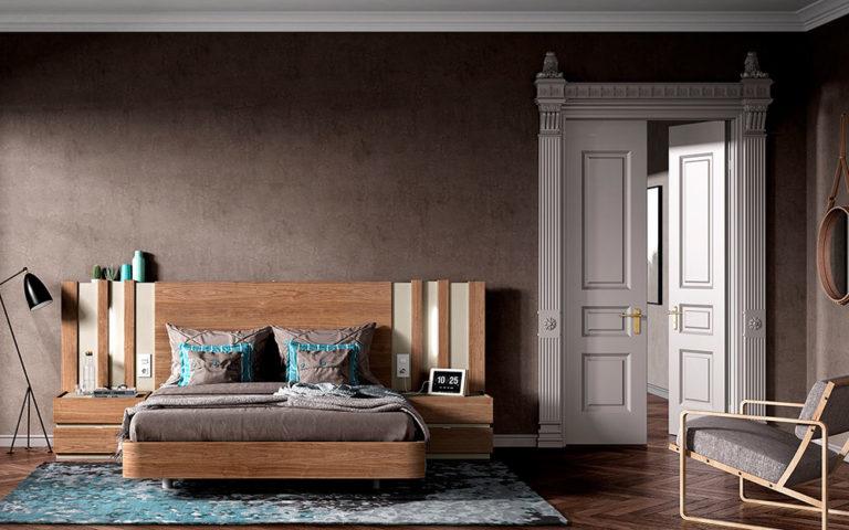 Dormitorios Matrimonio Modernos 769-7