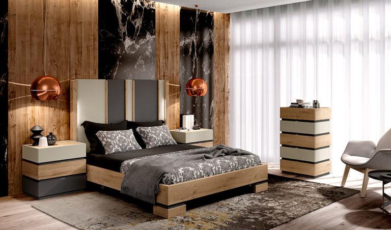 Dormitorios Matrimonio Modernos 769-8