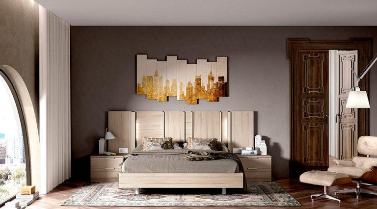 Dormitorios Matrimonio Modernos 769-9