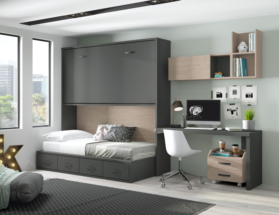 Cama Abatible  421-248
