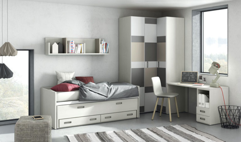 Cama compacta Tegar Mobel daily life furniture 0005-106