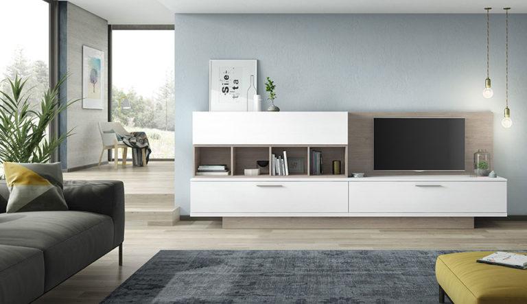 Salones Modernos Lan mobel Boho 388-3
