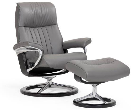 Sillones y Sofas Stressless modelo Crown