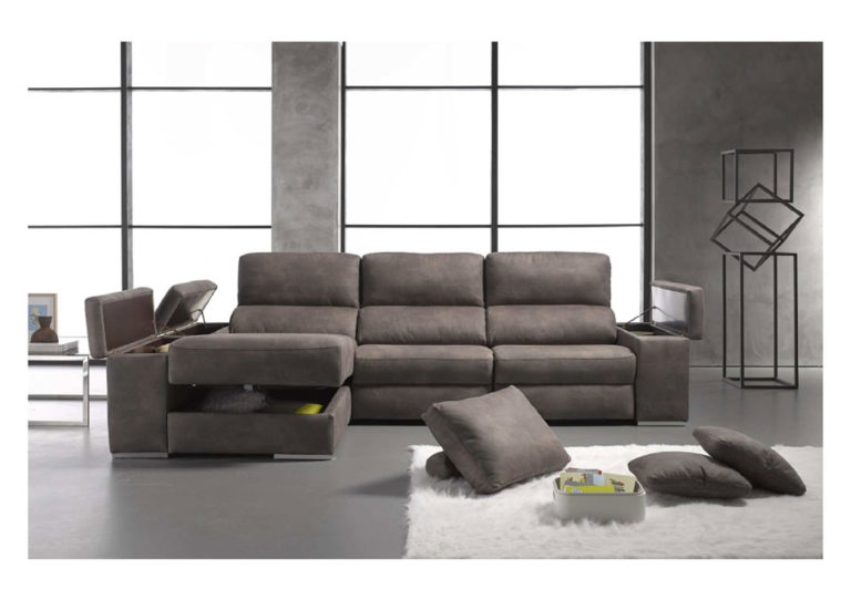 Sofa Chaiselongue 431-17