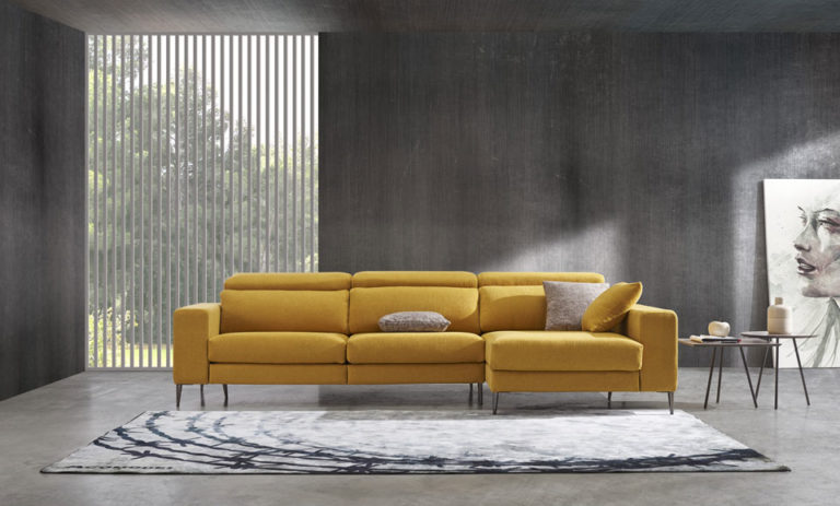 Sofa Chaiselongue Acomodel 879-1