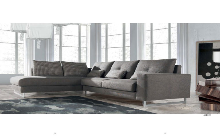 Sofa Chaiselongue Afosxsofa 708-12
