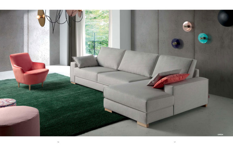Sofa Chaiselongue Afosxsofa 708-46