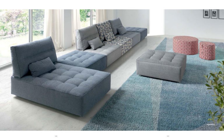 Sofa Chaiselongue Afosxsofa 708-50