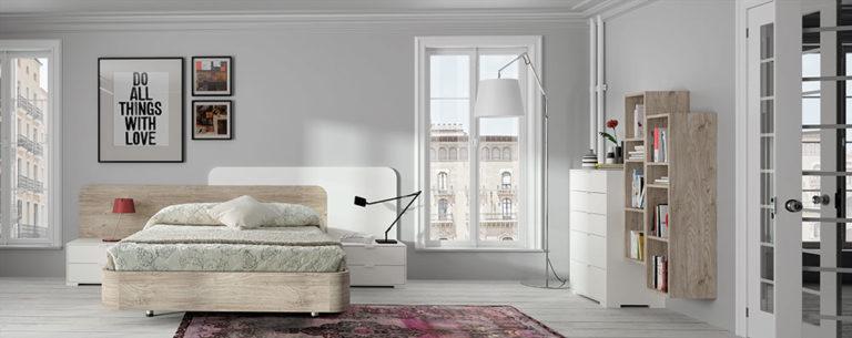 Dormitorios Matrimonio Modernos Tegar Mobel 5-57