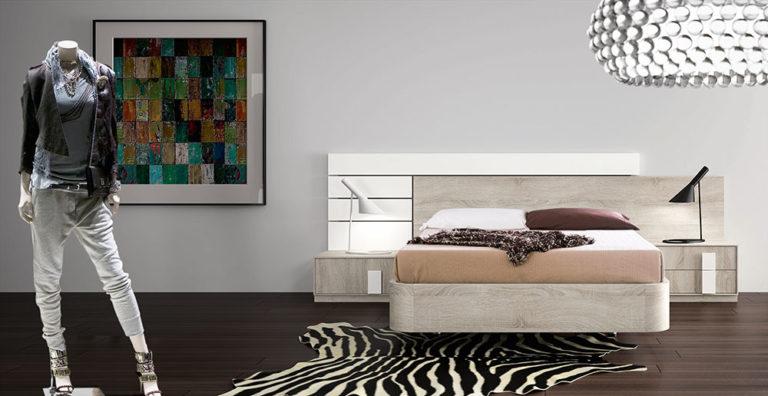 Dormitorios Matrimonio Modernos Tegar Mobel 5-61