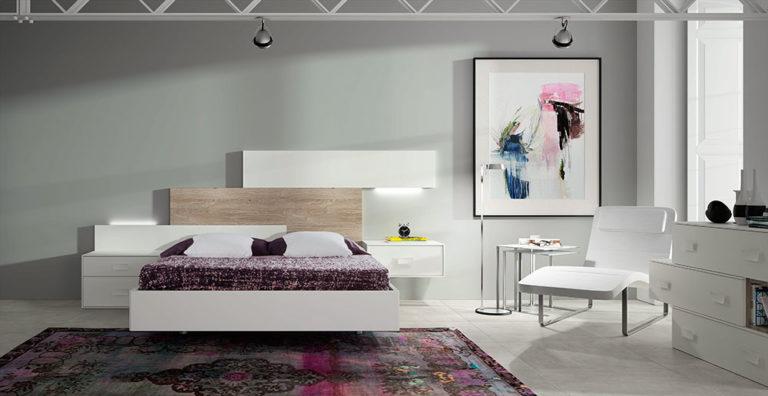 Dormitorios Matrimonio Modernos Tegar Mobel 5-64