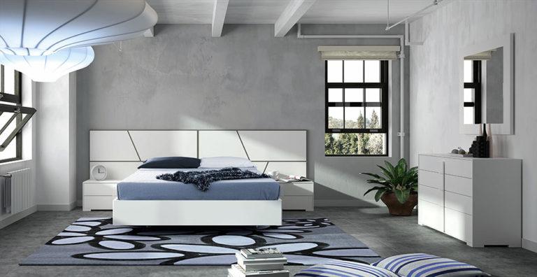 Dormitorios Matrimonio Modernos Tegar Mobel 5-70