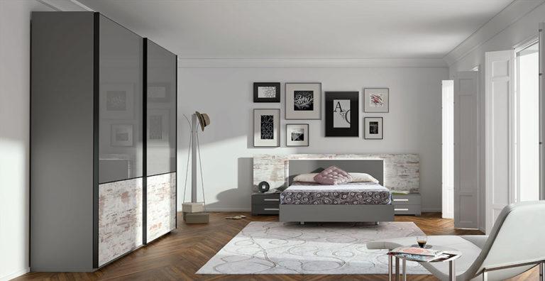 Dormitorios Matrimonio Modernos Tegar Mobel 5-72
