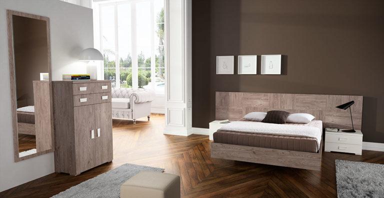 Dormitorios Matrimonio Modernos Tegar Mobel 5-76