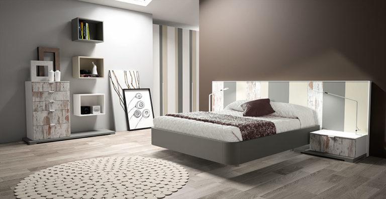 Dormitorios Matrimonio Modernos Tegar Mobel 5-78