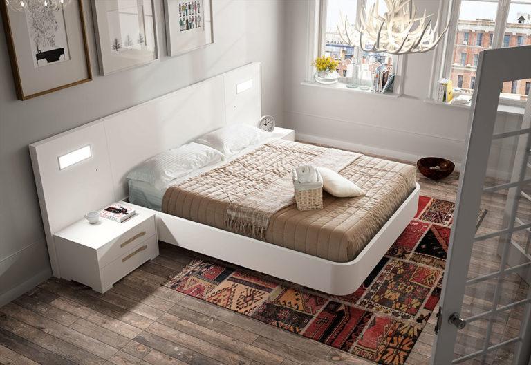 Dormitorios Matrimonio Modernos Tegar Mobel 5-80