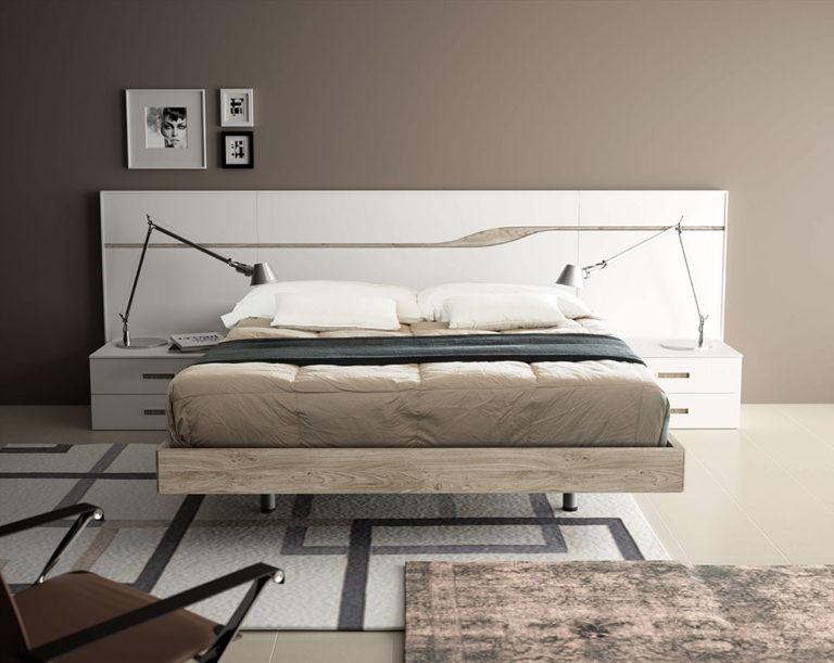 Dormitorios Matrimonio Modernos Tegar Mobel 5-82
