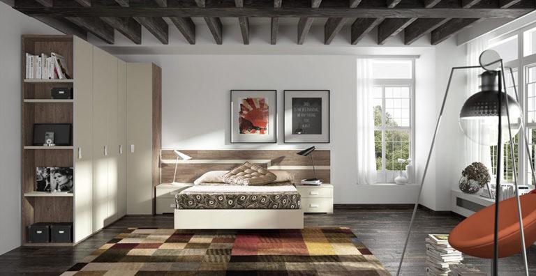 Dormitorios Matrimonio Modernos Tegar Mobel 5-85