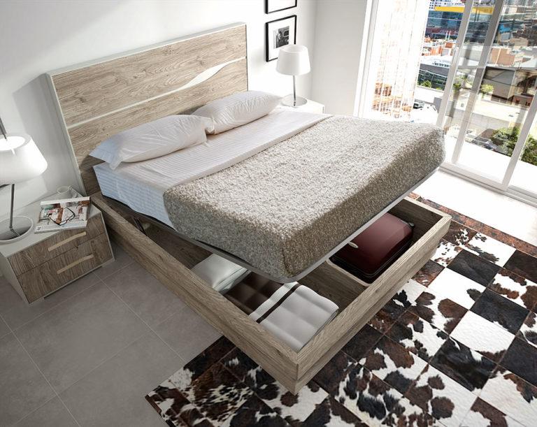 Dormitorios Matrimonio Modernos Tegar Mobel 5-90