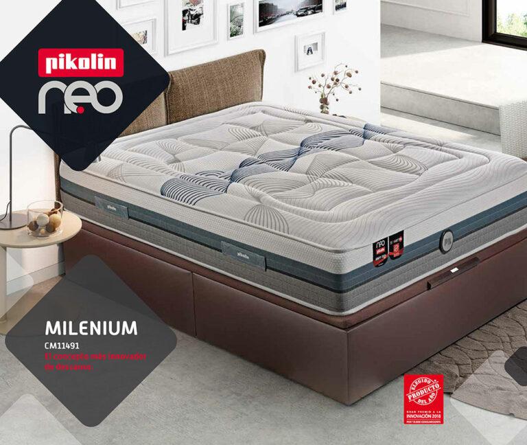 Colchon modelo Milenium Pikolin Neo 163-2