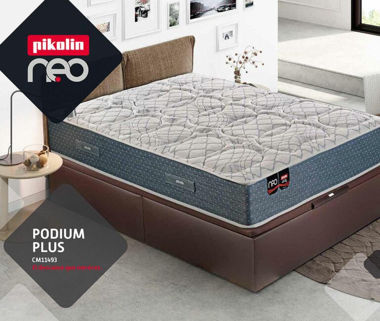 Colchon modelo Podium Pikolin Neo 163-5